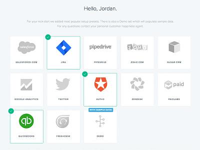 Masterplans startup integration blueprints masterplans