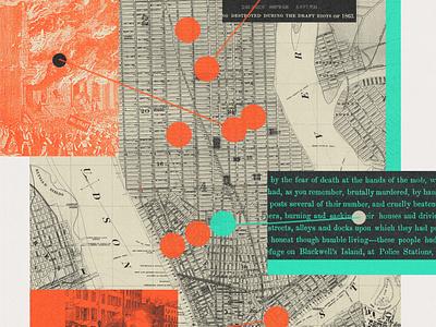 273 lo-fi editorial illustration collage illustration