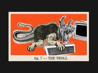 Google News Initiative | Newsroom Dictionary |  «Trolls»