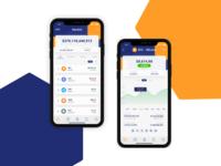 VWallet App - Cryptocurrency Wallet App