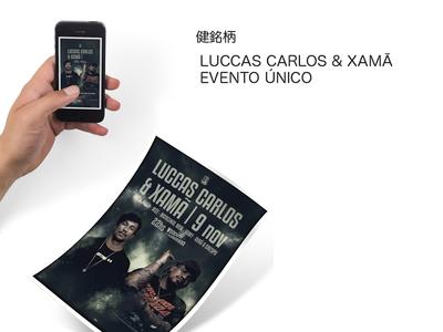 Luccas Carlos & Xamã