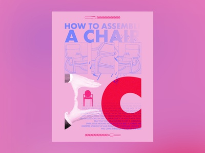 How To Assemble A (Chair)