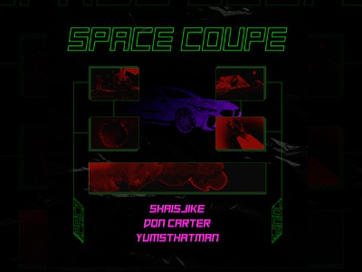 Space Coupe - Album Art