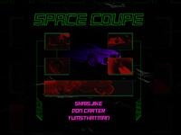 Space Coupe - Album Art