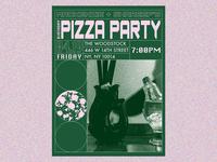 Pizza Party Invite