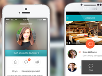 Micro Social Network App