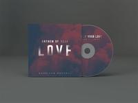 Anthem of Your Love Album Artwork