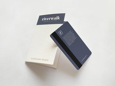 Riverwalk Hotel & Suites Key Card