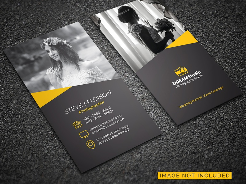 Free Business Card Template brand print identity visit card branding corporate identity modern abstract logo company corporate stationery presentation visiting card office template card abstract business business card logo