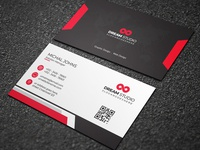 Free Business Card Template cards visiting card visit card stationery print identity presentation office modern corporate identity company card brand abstract logo abstract template logo corporate business card branding business