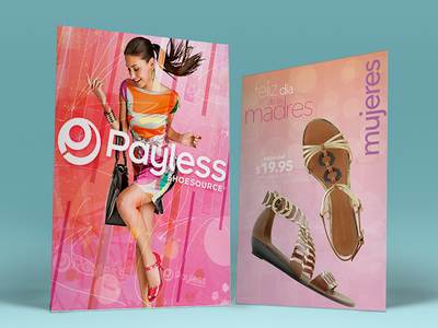 Payless Signage collateral print