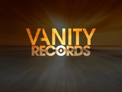Vanity Records Sunset