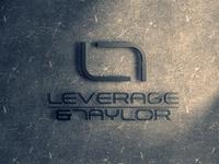 Leverage & Taylor Logo