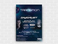 Transition Flyer