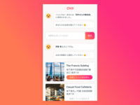 Event App With Chat Bot