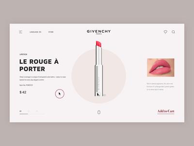 Lipstick Online Store
