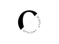 Logo Design for Opulent Studio branding logodesign design art interior design logo designing photoshop