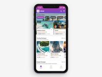 Travel Booking App (Comparison-Concept)
