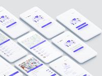 Heath Station app concept