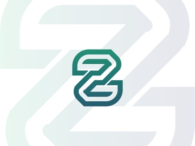 z letter logo concept