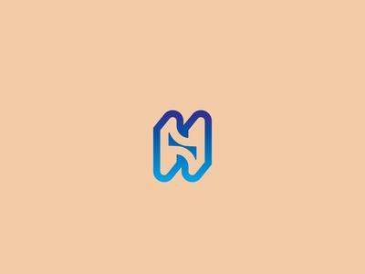 h letter logo concepth