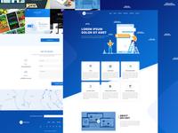 DevAny Landing Page