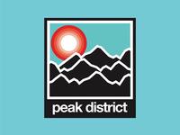 Shefficana Logo Peak District V.2