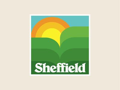 Shefficana Logo Thicklines