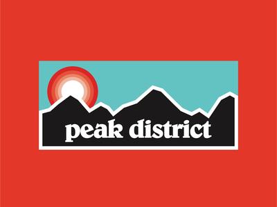 Shefficana Peak District Logo V3