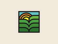 Shefficana Thick Lines Logo