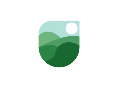 Outdoor Logo Badge
