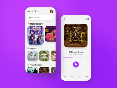 🔈 Simple Music App. music player player ui music app music app ui design player