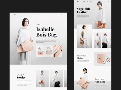 ))))O design website websites bag ecommerce design fashion design fashion design ecommerce layout ui uidesign websdesign