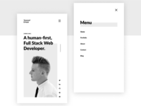 Developer Portfolio App