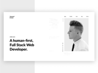 Developer Portfolio