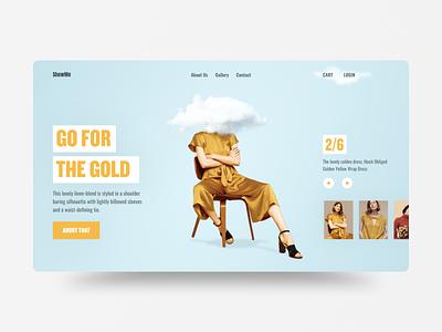 Show ME typogaphy webdesign web layout ui uidesign
