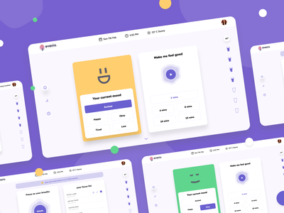 Mood Tracker Chrome Extension material design desktop design web app app mood tracker mood tracker app ui chrome extention extention chrome