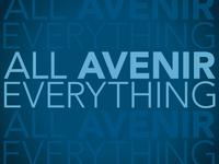 All Avenir Everything