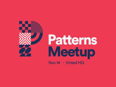 Patterns Meetup