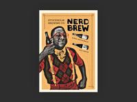 Katarina Nerd Brew Poster