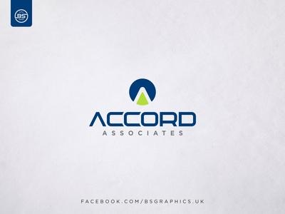 Accord Associates Logo Design