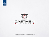 Logo Design for Castmen Studio
