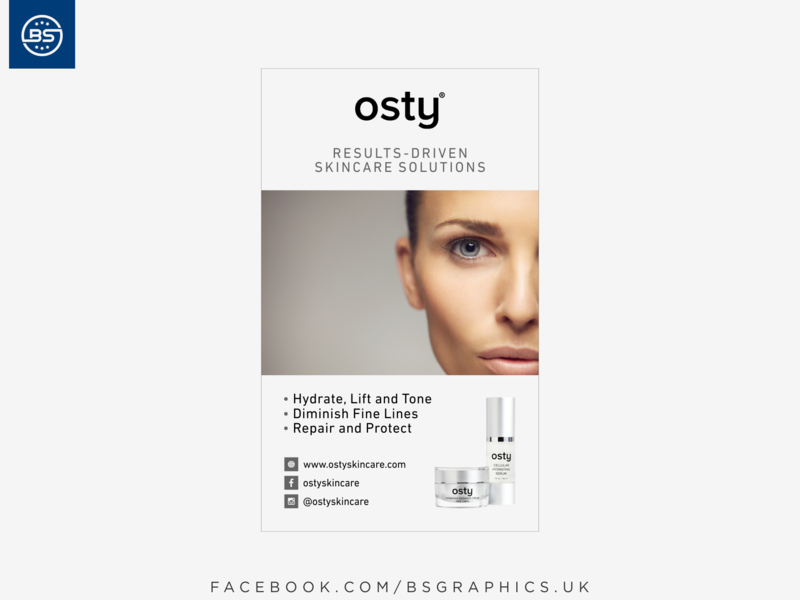 Osty Banner Design By Bs Graphics On Dribbble