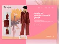 Bershka – product cart