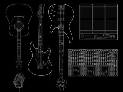 Instrument Illustrations