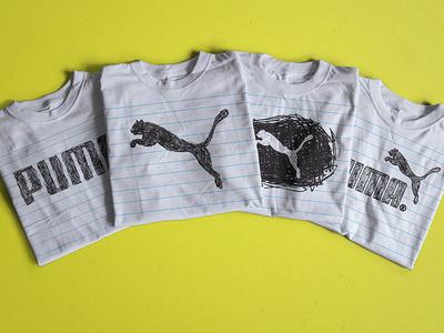 Puma Doodle Series