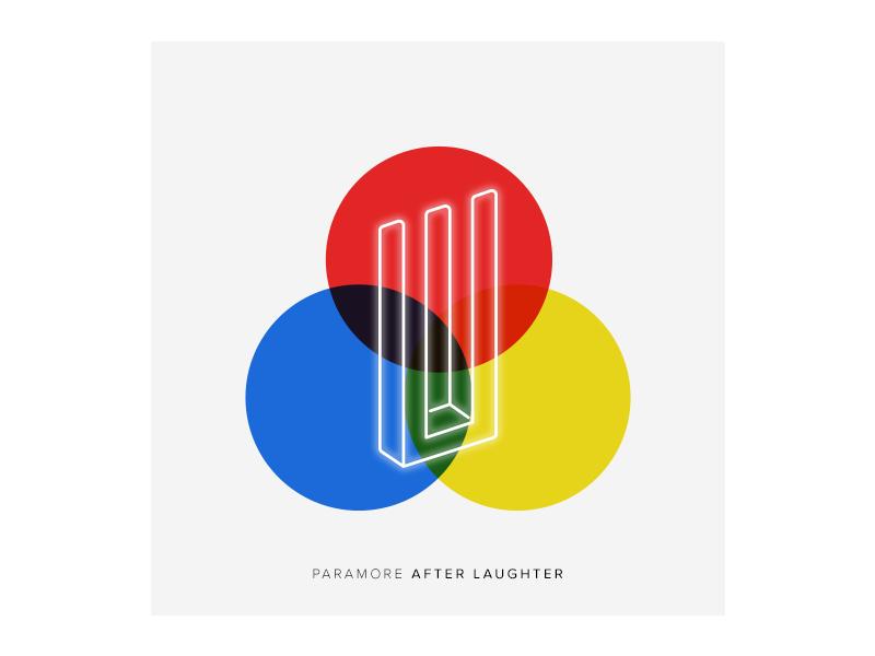 Paramore After Laughter Album Cover album album artwork after laughter paramore