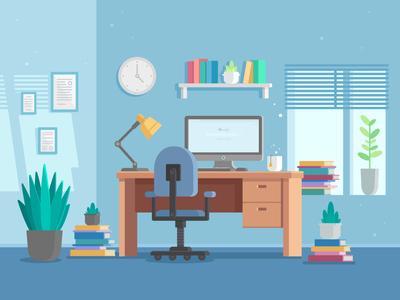 Designer room