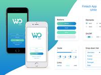 Fintech App Ui Kit