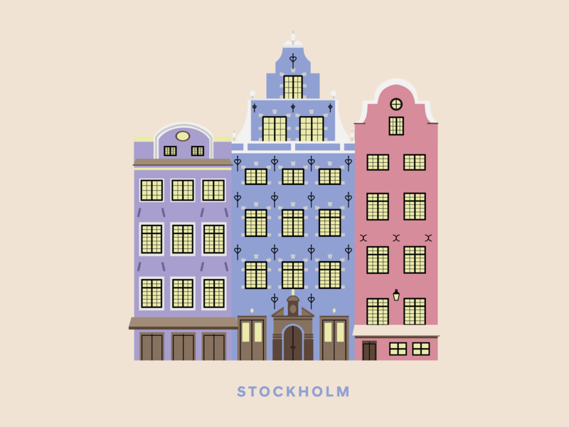Stockholm illustration
